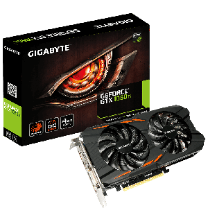 Gigabyte GTX 1050 Ti 4GB Windforce OC Video Card