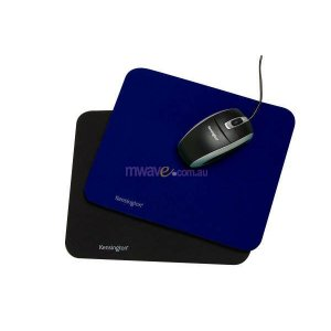 Kensington Mouse Pads Smooth Surface - Black