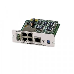EATON Powerware CONNECTUPS-X X-Slot Connectups Snmp/Web Adapter CONNECTUPSX