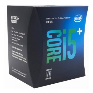 Intel Core I Plus i5+ 8400 Coffee Lake 6-Core 2.8 GHz LGA1151 BO80684I58400 + 16GB  Optane Memory
