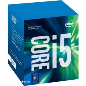Intel BX80677I57400 Core i5-7400 3.0GHz 6MB FC-LGA14C LGA1151 Kaby Lake CPU