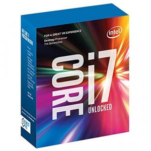 Intel BX80677I77700K Core i7-7700K 4.2GHz LGA1151 Kaby Lake CPU
