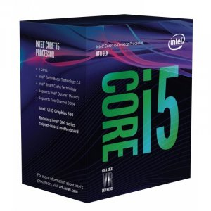 Intel Core i5 8400 Hex Core LGA 1151-2 2.80 GHz CPU Processor BX80684I58400