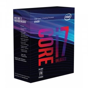 Intel Core i7 8700K Coffee Lake Hex Core LGA 1151-2 3.70GHz CPU BX80684I78700K