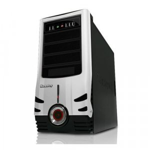 Huntkey H002 Hercules II Case Silver (No PSU)