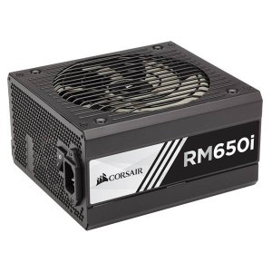 CORSAIR RMi Series RM650i 650W 80 PLUS GOLD Haswell Ready PSU Power Supply