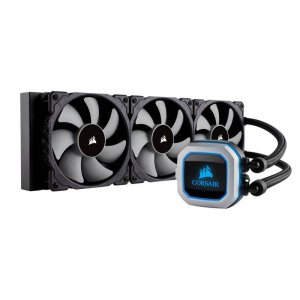 Corsair Hydro Series H150i PRO RGB 360mm Performance Liquid CPU Cooler