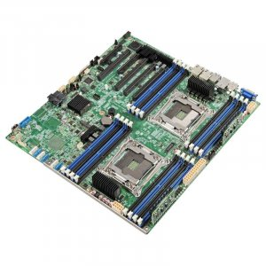 Intel S2600CW2R Dual Socket LGA2011-3 Server Motherboard