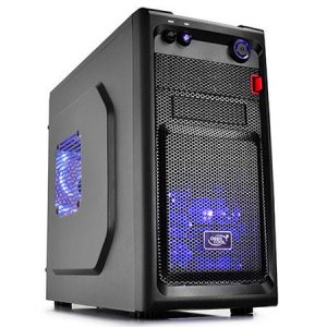 DeepCool Smarter LED Mini Tower Chassis (USB3) Computer PC Case