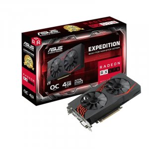 ASUS Radeon RX 570 Expedition OC 4GB Video Card