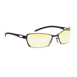 Gunnar Sync Amber Onyx Indoor Digital Eyewear