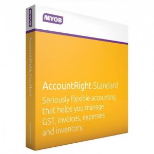 MYOB Account Right Standard for Windows (Digital Key only)