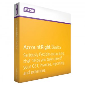 MYOB Account Right Basics (Digital Key only)