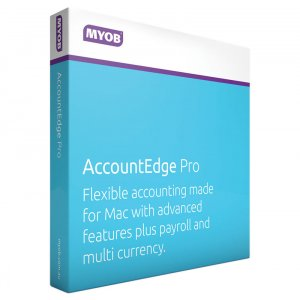 MYOB Account Edge Pro for MAC (Digital Key only)
