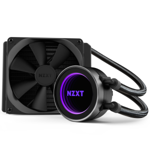 NZXT RL-KRX42-01 Kraken X42 140mm CPU Liquid Cooling with lighting and CAM controls