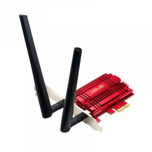 ASUS PCE-AC56 802.11ac Dual-band Wireless-AC1300 PCI-E Adapter