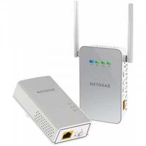 Netgear Plw1000 Powerline Wifi 1000 Bundle (1 X Pl1000, 1 X Plw1000 Access Point)