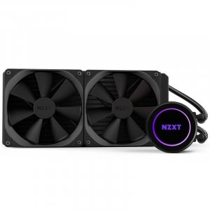 NZXT Kraken X62 280mm CPU Liquid Cooling RL-KRX62-02