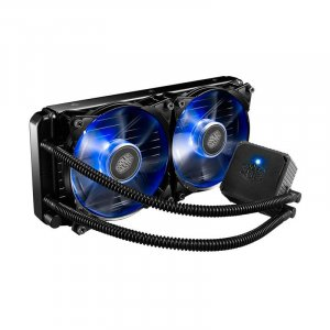 Coolermaster Seidon 240P Multi-Socket CPU Cooler Blue LED  RL-S24V-20PB-R2