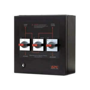 APC Service Bypass Panel Bypass Switch - Wallmount