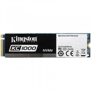 Kingston KC1000 240GB NVMe M.2 2280 Workstation Class SSD SKC1000/240G