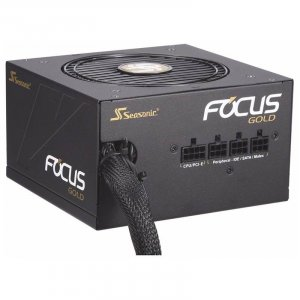 Seasonic Focus Gold 650w Power Supply PSU