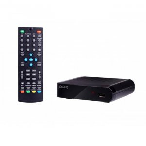 Laser Co STB-6000 Set Top Box HD PVR HDMI Media 6000