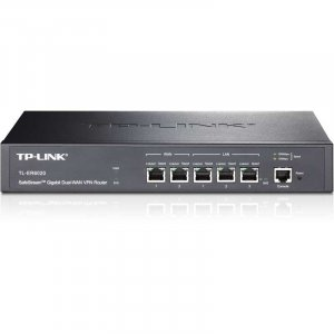 TP-Link TL-ER6020 SafeStreamT Gigabit Dual-WAN VPN Router