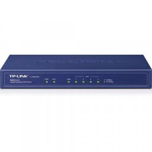 TP-LINK TL-R600VPN SafeStreamT Gigabit Broadband VPN Router