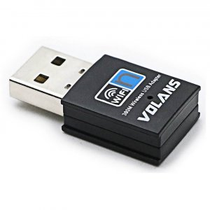 VOLANS VL-UW30 Wireless N 300Mbps Mini USB Adapter