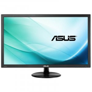 "ASUS VP228H 21.5"" Black 1920 x 1080 1ms GTG HDMI Monitor"