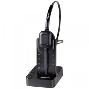 Addcom ADD-685 Dect Wireless Headset For Telephone and PC