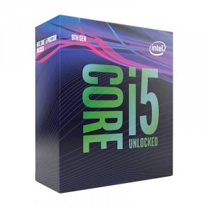 Intel Core i5 9600K Hexa Core LGA 1151 4.60GHz Unlocked CPU Processor