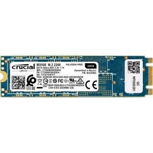 Crucial MX500 250GB M.2 Type 2280 SATA III SSD CT250MX500SSD4