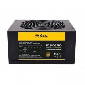 Antec EarthWatts EA550G Pro 550W 80 Plus Gold Semi-Modular Gaming Power Supply