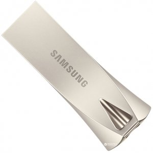 Samsung Muf-64be3/apc 64gb Bar Plus Usb - Champagne Silver