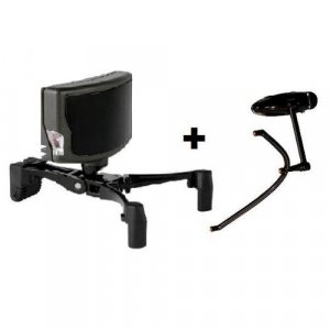 NaturalPoint TrackIR 5 6DOF Head Tracker +  Reflector Clip - Ultra Pack NAT-TIR5ULTRA