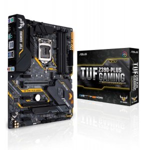 ASUS TUF Z390 Plus Gaming LGA1151 Motherboard