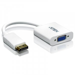 ATEN VC925-AT Displayport(m) To Vga(f)  Adapter